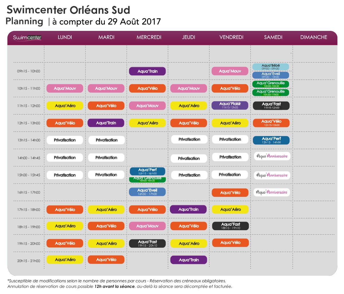 PlanningSwimcenterOrleanssud_partir_29_aout_2017
