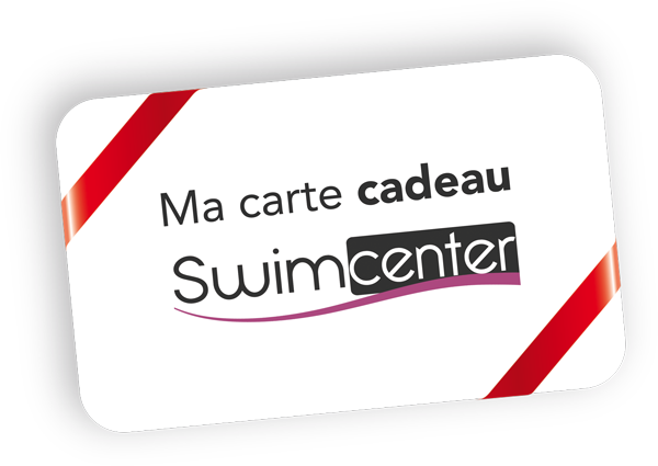 Carte cadeau Swimcenter