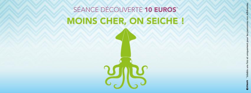 Offre Swimcenter Reims Septembre 2016