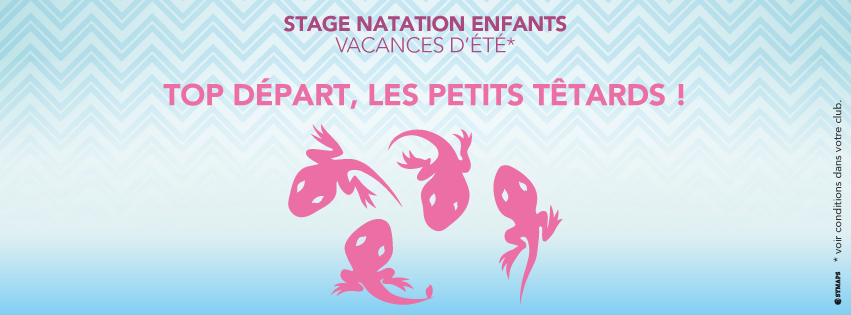Stage natation enfants Swimcenter
