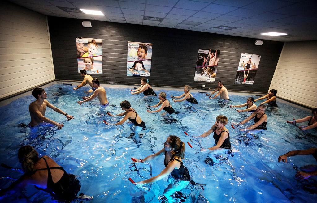 Swimcenter au salon de la franchise 2018 swimcenter for Salon de la franchise toulouse