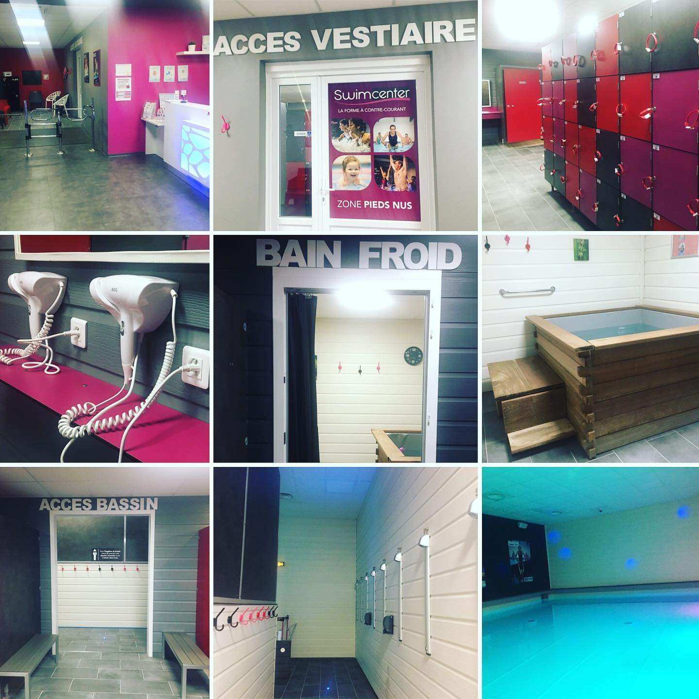Swimcenter – Niort – Chauray