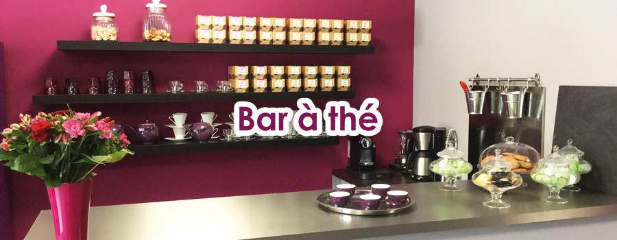 Bar à thé Orléans