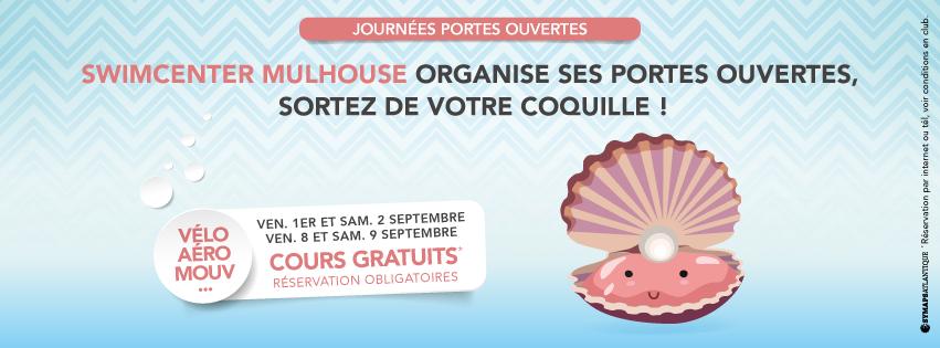 Portes Ouvertes Swimcenter Mulhouse